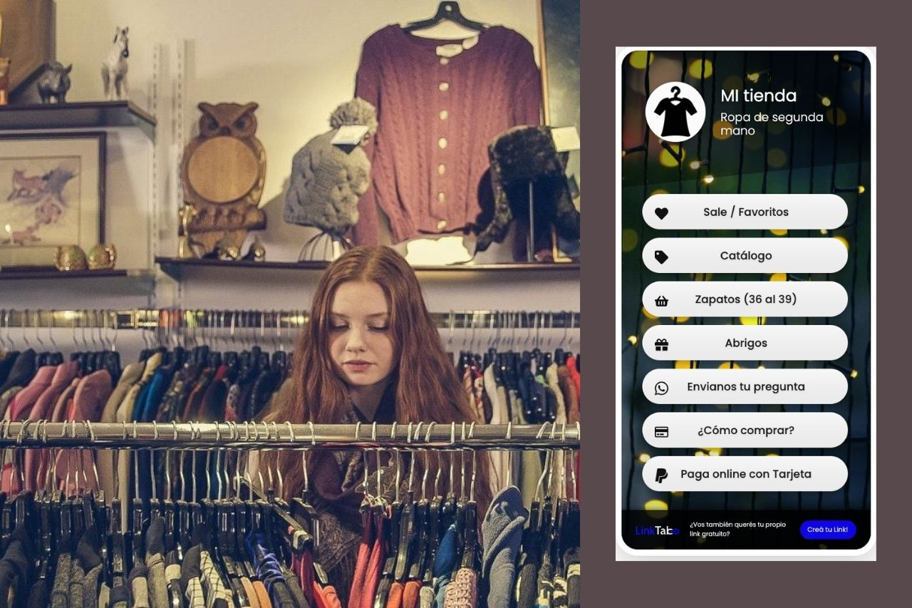 Cómo vender ropa de segunda mano (tuya o de otros) usando las redes sociales