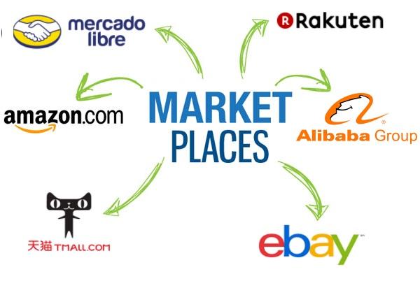 Marketplaces o sitios para vender maquillajes